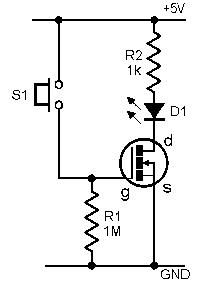 Using a MOSFET as a Switch